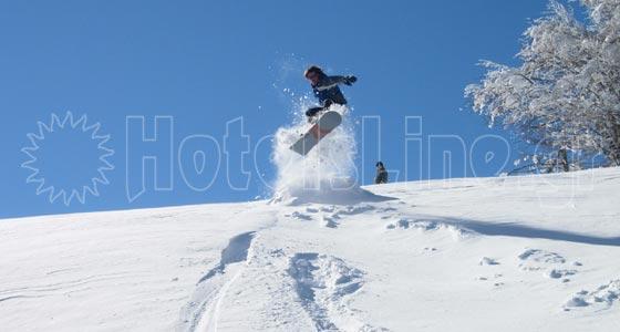 Χιονοδρομικό Κέντρο Χελμού