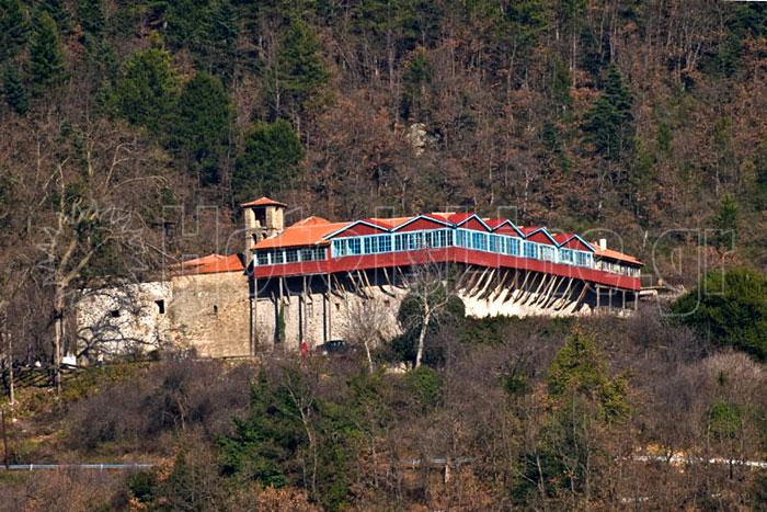 Το μοναστήρι του Αγίου Γεωργίου