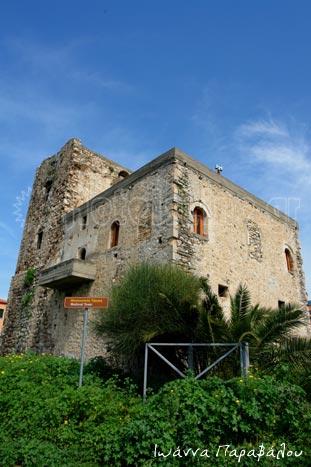 Ο Μεσαιωνικός πύργος των Ροβιών