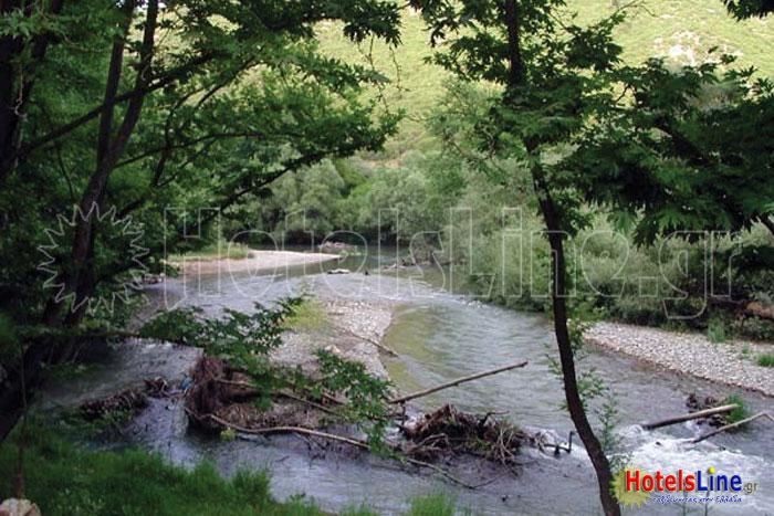 Ποταμός Λάδωνας