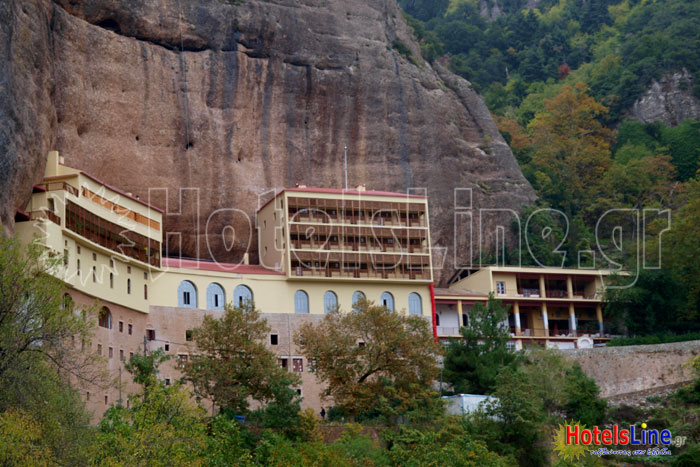 Ι. Μ. Μεγάλου Σπηλαίου