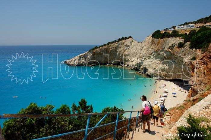 Πόρτο Κατσίκι...η πιο διάσημη παραλία του νησιού