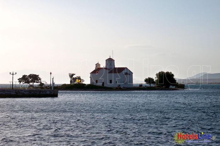 Απόψεις της Ελαφονήσου από το ferry boat