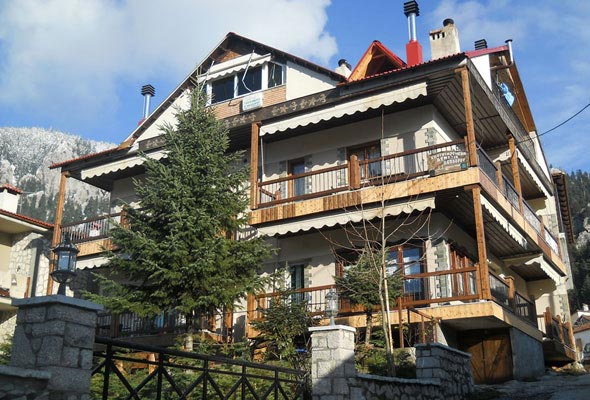 THEODOROU GUESTHOUSE