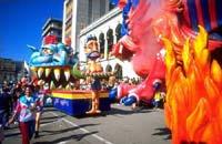 Εικόνα από το Πατρινό καρναβάλι