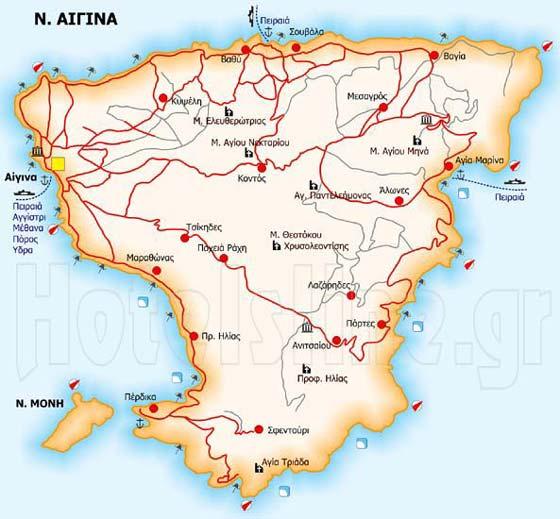 Aigina Aigina Argosarwnikos Sarwnikos Xarths Xarths Aiginas