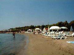 Παραλία Αύρα