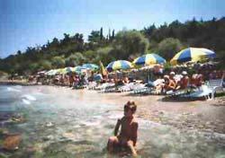 Παραλία Κολώνας