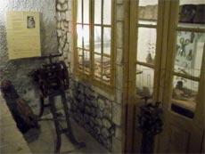 Στεμνίτσα. Λαογραφικό Μουσείο Στεμνίτσας. Χώροι και εκθέματα του Μουσείου