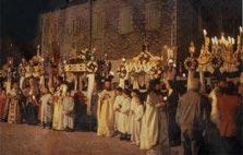 Συγκέντρωση Επιταφίων τη Μεγάλη Παρασκευή στο Λεωνίδιο