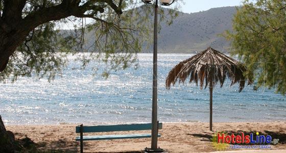 Παραλία Αλμυροποτάμου