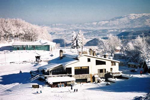 Φλώρινα, Βίγλα, Πισοδέρι, χιονοδρομικό κέντρο Βίγλας, σαλέ Τόττης
