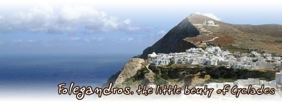 Folegandros, the little beauty of Cyclades