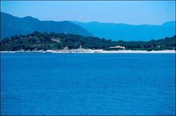 Παραλία Δρένια