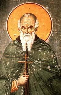 Saint Athanasios the Athonite