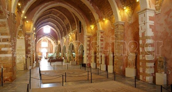 Αρχαιολογικό Μουσείο Χανίων