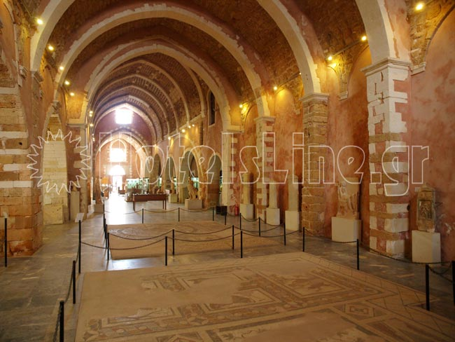 Archaeological Museum in Chania at Crete, opening hours ...