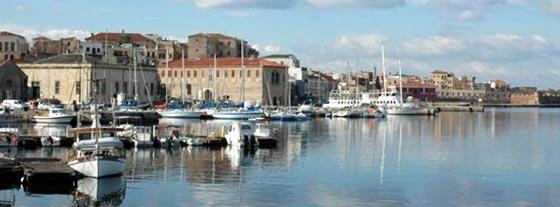 Χανιά Κρήτης. Το ενετικό λιμάνι