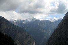 Εθνικός Δρυμός Σαμαριάς. Λευκά Ορη