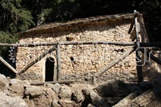 Εθνικός Δρυμός Σαμαριάς. Αγιος Νικόλαος