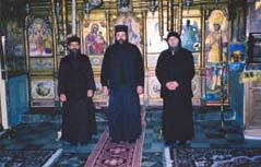 Εσωτερικό της Εκκλησίας