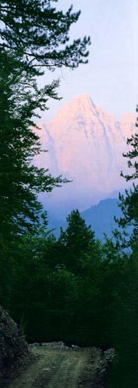 Κορυφή Τσούκα Ρόσσα (2.377 μ.)