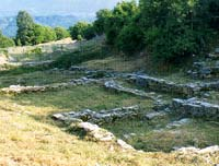 Αρχαίος οικισμός Βίτσας - Μονοδενδρίου