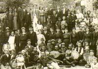 Γλέντι σε κάποια γιορτή στο Ζαγόρι