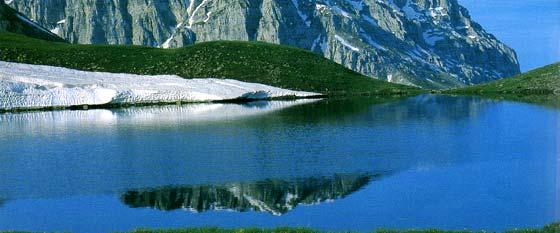 Εθνικός Δρυμός Βίκου - Αώου, Δρακόλιμνη