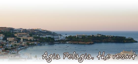 Agia Pelagia, Heraklion of Crete
