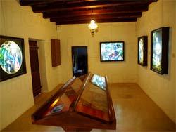 Αίθουσα του Μουσείου Δομήνικου Θεοτοκόπουλου - El Greco, στο Φόδελε