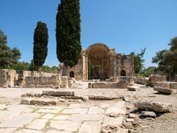 Αρχαιολογικός Χώρος Γόρτυνας