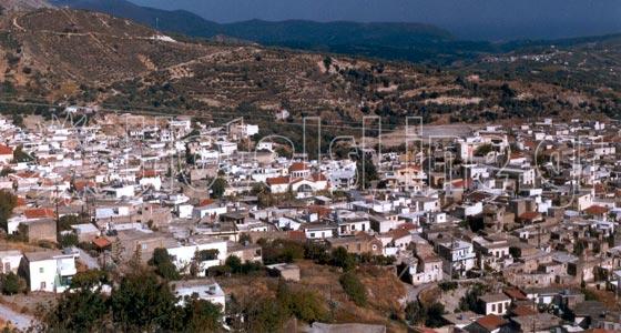 View of Krousonas
