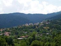 Θεσσαλία, νομός Καρδίτσας, Πεζούλα