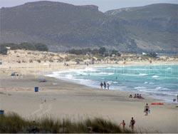 Ελαφόνησος. Παραλία του Σίμου