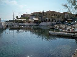 Messinian Mani. Agios Nikolaos, the picturesque