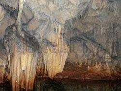 Μάνη. Σπήλαιο Διρού