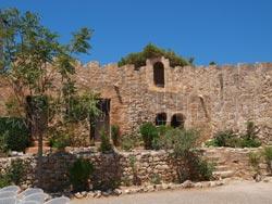 Καζάρμα, το δεσποτικό φρούριο στη Σητεία Κρήτης