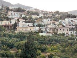 Ζάκρος στο Λαθίσι Κρήτη
