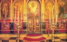 Πορταριά. Ι. Ν. Αγίου Νικολάου