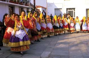 Παραδοσιακός χορός στο Τρίκερι