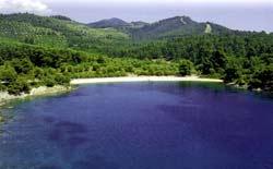 Παραλία της Χαλκιδικής
