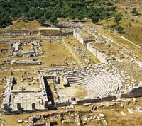 Μεσσηνία, Αρχαία Μεσσήνη