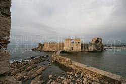 The Castle of Methoni