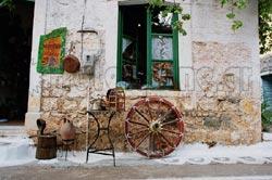 Παραδοσιακό κατάστημα στην Καρδαμύλη