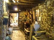 Αποψη από το υπόγειο του Ενετικού Μουσείου