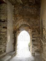 Η Τρανή πόρτα, δίπλα από την είσοδο του Ενετικού Μουσείου