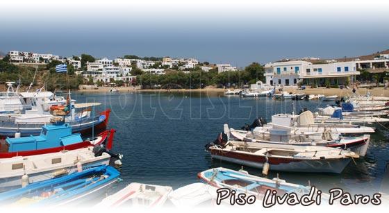 Piso Livadi in Paros