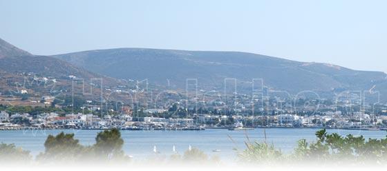 Πανοραμική άποψη της Παροικιάς