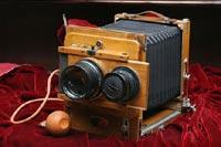 Παναγίτσα Πέλλας. Μουσείο Φωτογραφικών Μηχανών